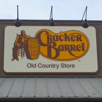Photo taken at Cracker Barrel Old Country Store by Vanessa G. on 10/14/2012
