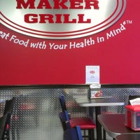 Photo taken at Muscle Maker Grill by Daryl L. on 9/29/2012