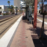 Photo taken at Encanto/Central Ave METRO by ranjampro on 3/11/2014