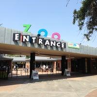 Photo taken at Houston Zoo by Arnulfo Jr R. on 7/3/2013