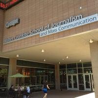 Photo taken at Walter Cronkite School of Journalism & Mass Communication by Brian I. on 10/26/2012
