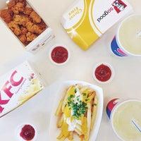 Photo taken at KFC by Geraldine S. on 3/12/2014