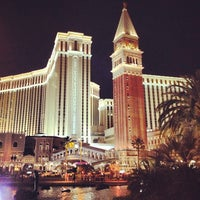Photo taken at Venetian Resort & Casino by Dr. C. on 5/8/2013