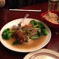 Photo taken at Garden Fresh Vegan Cuisine by Kirill on 12/20/2012