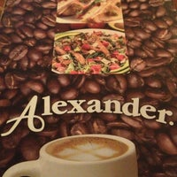 Photo taken at Alexander coffee by Bernardo B. on 5/20/2013