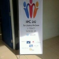 Photo taken at Universitas Multimedia Nusantara by Thania S. on 10/18/2012