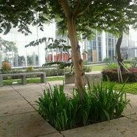 Photo taken at Universitas Multimedia Nusantara by Thania S. on 10/16/2012