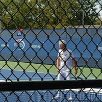 Photo taken at Practice Courts (1-5) - USTA Billie Jean King National Tennis Center by Gabriel B. on 9/11/2015