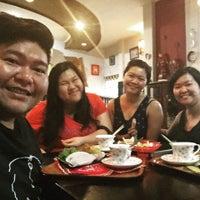 Photo taken at Siska Salon by Caloy I. on 8/24/2015