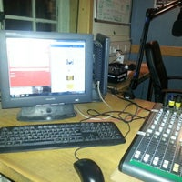 Photo taken at Leeds Student Radio by Tim S. on 12/4/2012