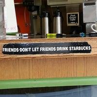 Photo taken at Starbucks by Heath D. on 3/17/2013
