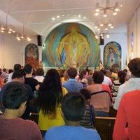 Photo taken at Iglesia Santa Teresa De Avila by Carlos Y. on 10/7/2012