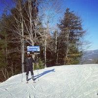 Photo taken at Attitash Mountain Resort by Rayh B. on 1/8/2013