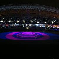 Photo taken at Estadio Nacional by GEE on 3/18/2013