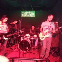 Photo taken at Tato Bar by Muratcan T. on 10/26/2012