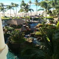 Photo taken at Marriott's Ko Olina Beach Club by Katherine J. on 10/20/2012
