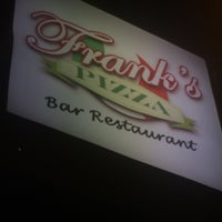 Photo taken at Frank's Pizza by Dylan H. on 8/13/2014