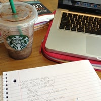 Photo taken at Starbucks by Brittany H. on 10/3/2012