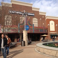 Photo taken at AMC Southpoint 17 by Zach D. on 12/23/2012