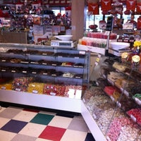 Photo taken at Lammes Candies by Haley M. on 10/6/2012