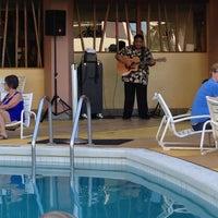 Photo taken at Aston Waikiki Beach Hotel by Katherine H. on 5/3/2013