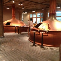 Photo taken at Anchor Brewing Company by Bryan E. on 12/5/2012