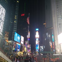 Photo taken at Times Square Alliance by Zar Z. on 4/11/2014