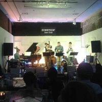 Photo taken at Somethin' Jazz Club by Sakkorn J. on 10/13/2013