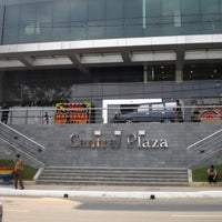 Photo taken at Central Plaza by August P. on 12/15/2012