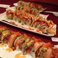 Photo taken at Tokai Sushi by Nicole R. on 12/18/2012