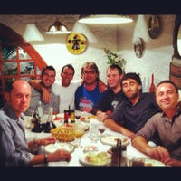 Photo taken at Restaurante El Cortijo by Joaquim E. on 10/5/2012