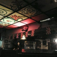 Photo taken at English Pub by walle on 11/16/2012