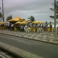 Photo taken at Barraca do Mineiro by Paulo H. on 10/12/2012