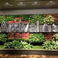 Photo taken at Changi Airport Terminal 1 by Денис Р. on 5/26/2013