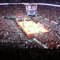 Photo taken at Value City Arena - Jerome Schottenstein Center by Phil P. on 11/23/2012