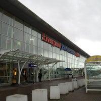 Photo taken at Liverpool John Lennon Airport (LPL) by Iris on 12/31/2012