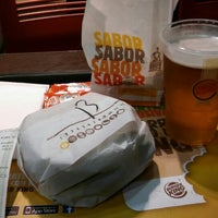 Photo taken at Burger King by Gabriel S. on 2/24/2016