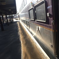 Photo taken at MBTA Lowell Station by Raam D. on 12/28/2015