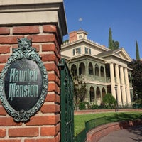 Photo taken at Haunted Mansion by Kevin G. on 8/17/2013
