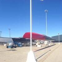 Photo taken at Oracle Team USA -Pier 80 by Kunal C. on 6/18/2013