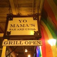 Photo taken at Yo Mama's Bar & Grill by Kunal C. on 9/1/2013
