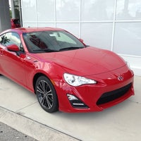 Photo taken at Toyota of South Florida by Antonio R. on 10/16/2013