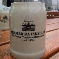 Photo taken at Bremer Ratskeller by Pekka S. on 7/2/2013