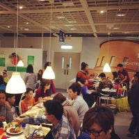 Photo taken at IKEA by Raymond L. on 11/18/2012