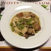 Photo taken at Origens Restaurant by Luis S. on 11/8/2012