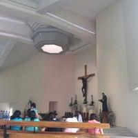 Photo taken at Santuario de San Vicente de Paul by joel n. on 10/16/2016