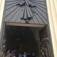 Photo taken at Santuario de San Vicente de Paul by joel n. on 2/7/2016