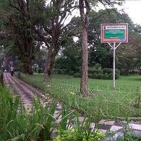 Photo taken at Taman Kencana by Retno Herny C. on 7/4/2013