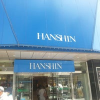 Photo taken at Hanshin Department Store by shimajiro on 5/17/2013