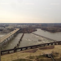 Photo taken at Federal Reserve Bank of Richmond by Brianna D. on 2/10/2014